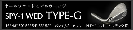 SPY-1 WED TYPE-G